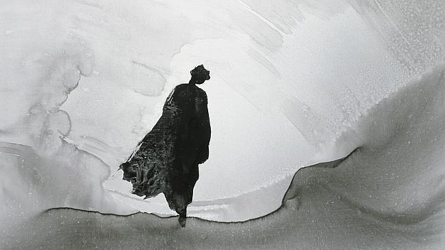 Peinture encre de chine, de Gao Xingjian