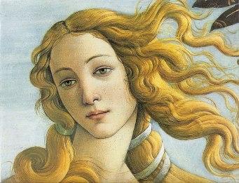 La naissance de Vénus, de Botticelli