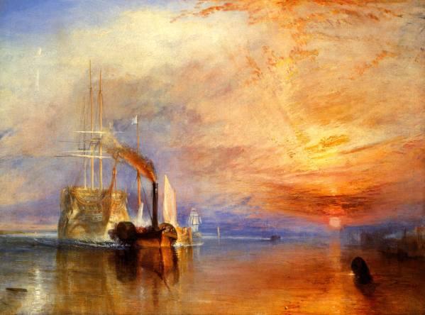 Le Téméraire, W. Turner