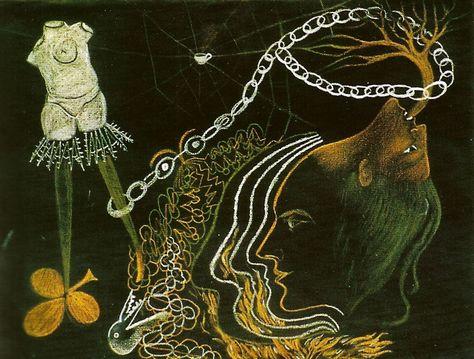 Cadavre exquis, Tristan Tzara